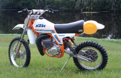 KTM 500 MX: Motorcycle Parts eBay